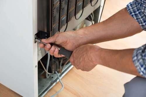 Freezers Repairing Service