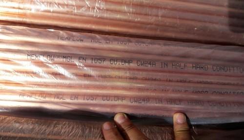 Gas Copper Pipe