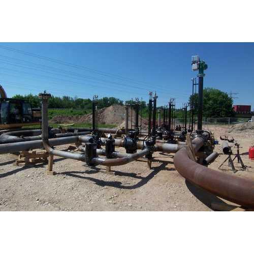 Gas Pipeline Repair Service