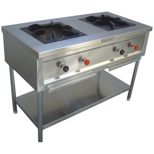 Gas Stove 2 Burner