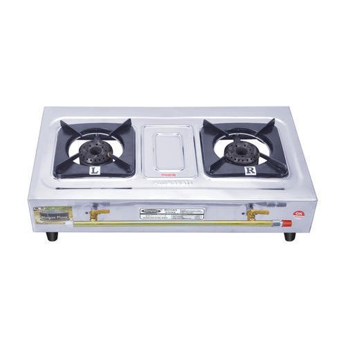 Gas Stove Double Burner