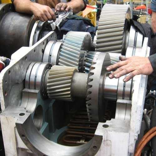 Gear Boxes Repairing Services