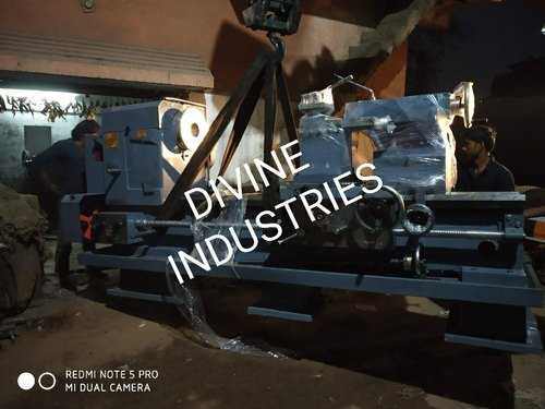 Geared Extra Heavy Duty Lathe Machine