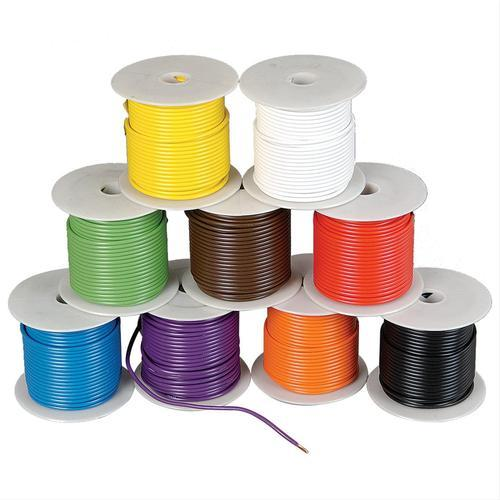 Green Electrical Wire