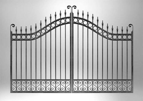 Grilles Gate