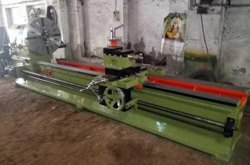 Heavy Duty Vertical Machining