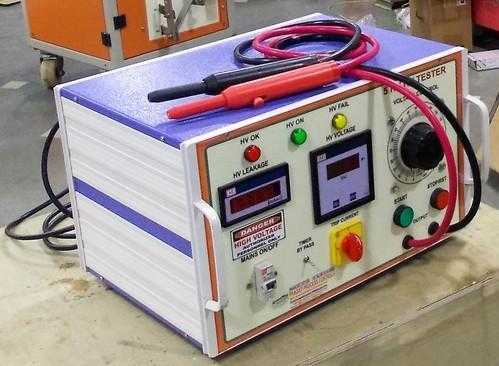 High Voltage Testing Service