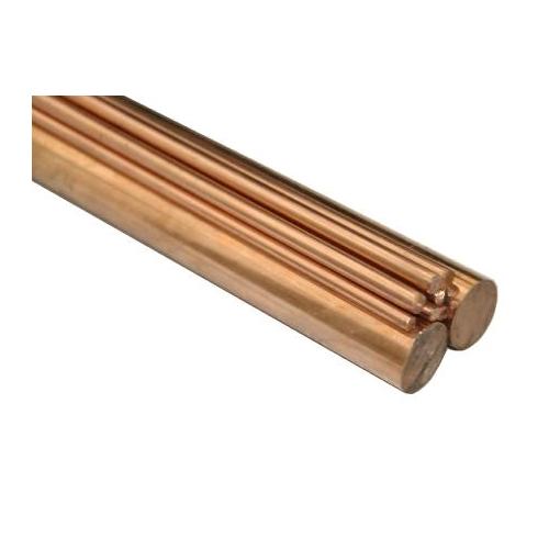 Hollow Copper Rod