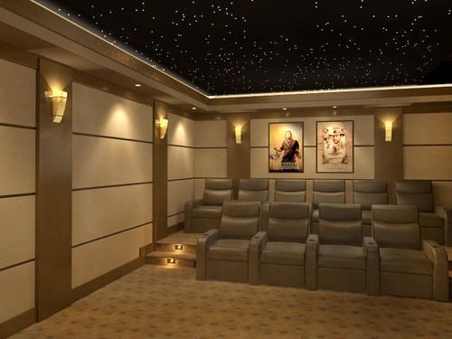 Home Theater Interior Designing Service