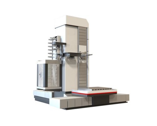 Horizontal Universal Milling Machines