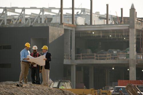 Hospital Buildings Construction Services