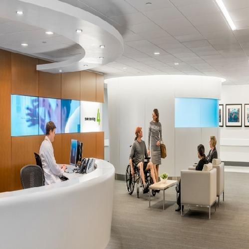 Hospitality Interior Designing Services