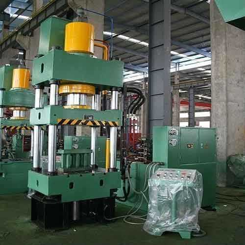 Hydraulic Double Action Deep Draw Presses