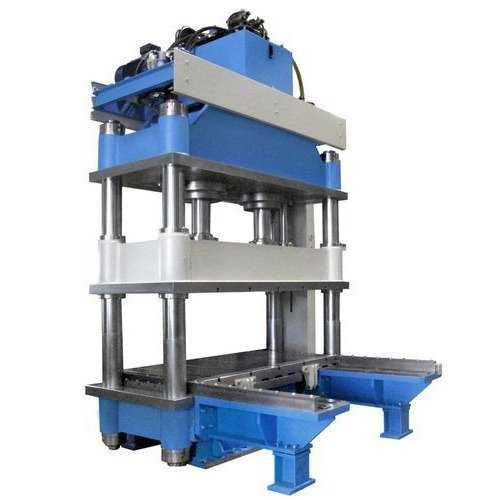 Hydraulic Double Action Press