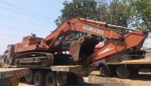 Hydraulic Excavator Rental Service