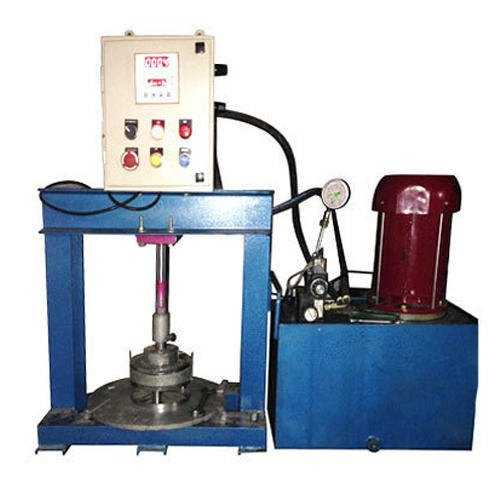 Hydraulic Machines For Paper Plate Making