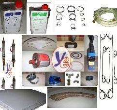 Induction Furnaces Spares Parts