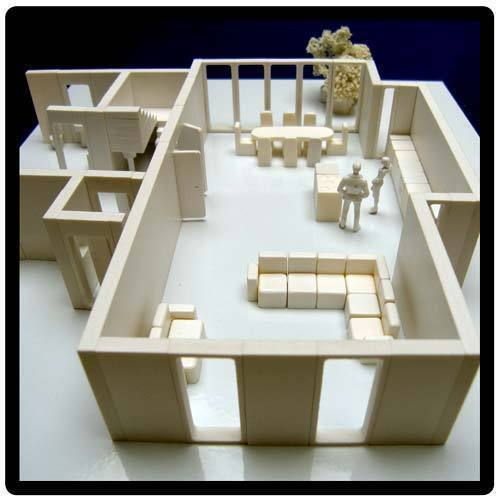 Industrial Architectural Model