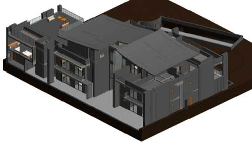 Industrial Architectural Models