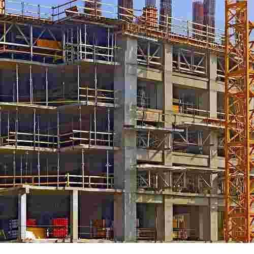Industrial Buildings Construction Service