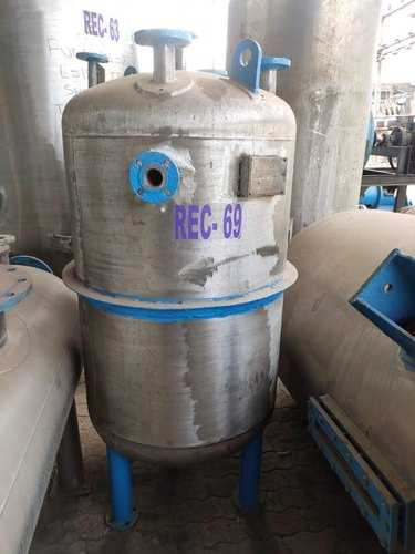 Industrial Chemical Storage Tanks