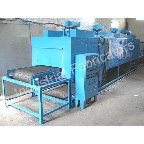 Industrial Conveyorized Ovens