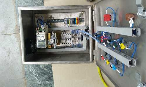 Industrial Drive Panels