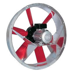 Industrial Tube Axial Fans
