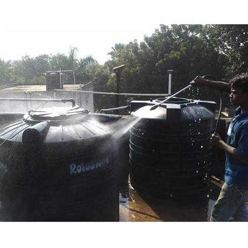 Industrial Water Tank Cleaning Services