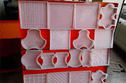 Interlocking Tiles Moulds