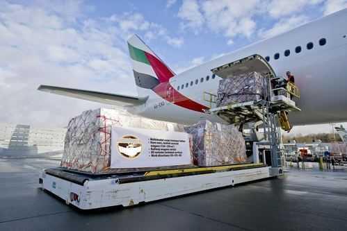 International Air Freight Forwarder Service
