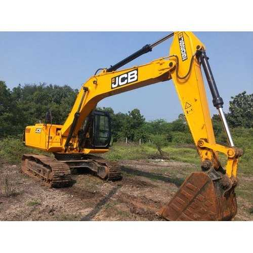 Jcb Excavators Rental