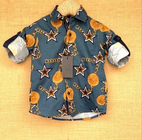 Kids Shirt With Shorts