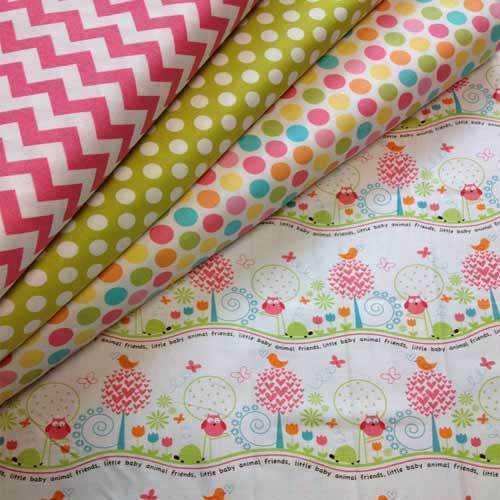 Lace Cotton Fabric