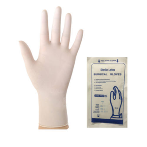 Latex Surgical Gloves Steril