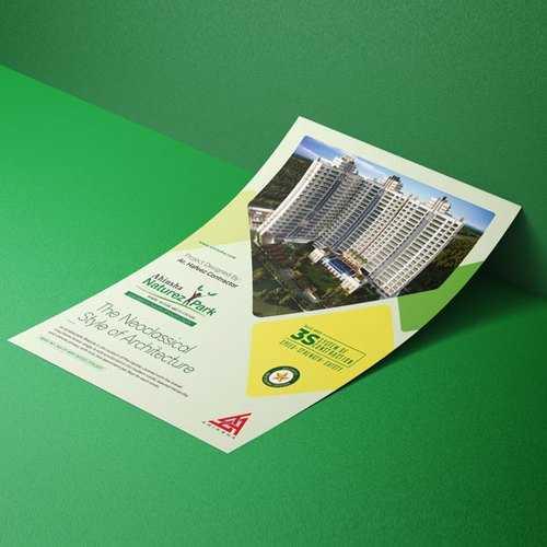 Leaflet Flyer Designing