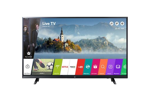 Led 50 Inch Smart Television