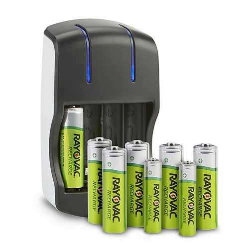 Led Rechargeable Batteries