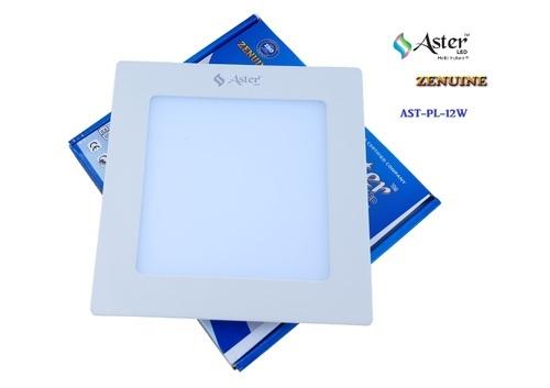Led Square Surface Panel 12w