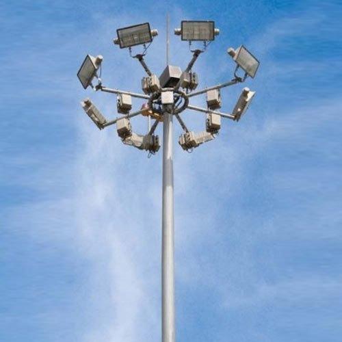 Lighting Masts Poles