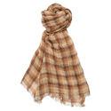Shawls, scarves, mufflers, mantillas, veils and similar articles of artificial fibres