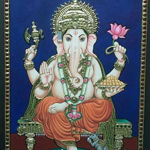 Lord Ganesha Paintings