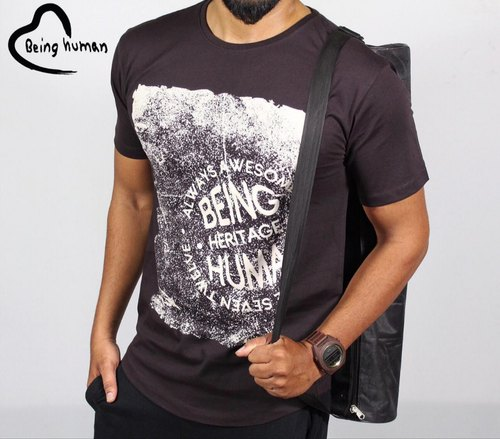 Mens Short T Shirt