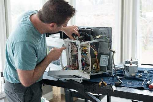 Microwave Oven Repair And Services
