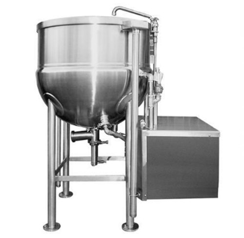 Milk And Water Boiler