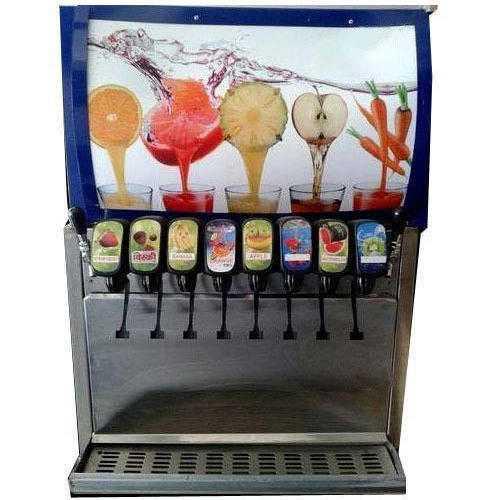 Mini Soda Machine