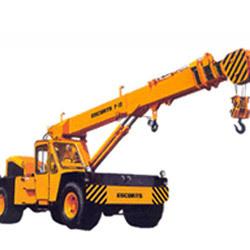 Mobile Cranes Rental Services