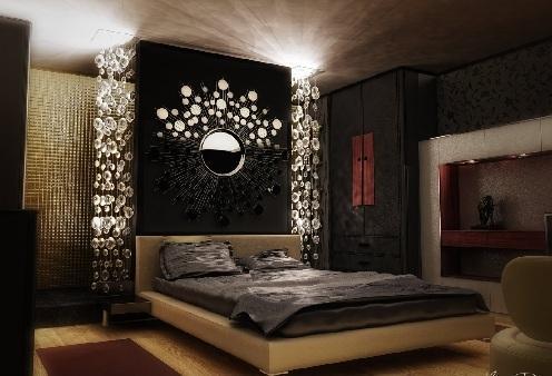 Modern Bedroom Interiors Design