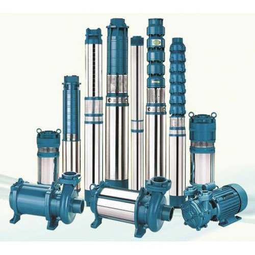 Motor Submersible Pumps