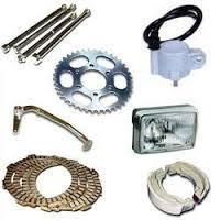 Motorcycle Spares Parts